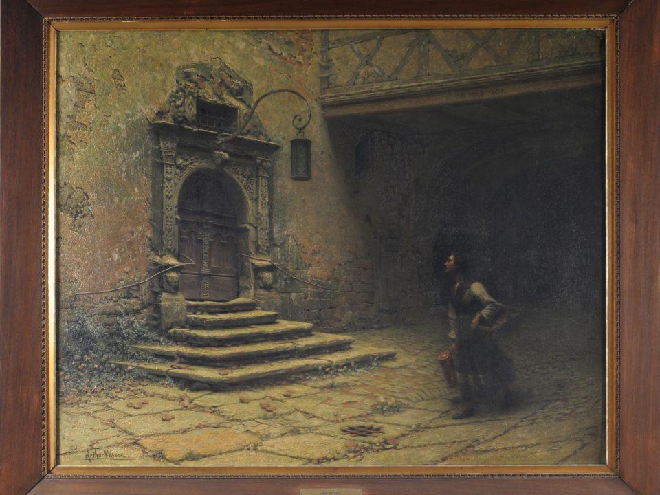 Motiv Arthur Wasse, RothenburgMuseum, Museum Rothenburg