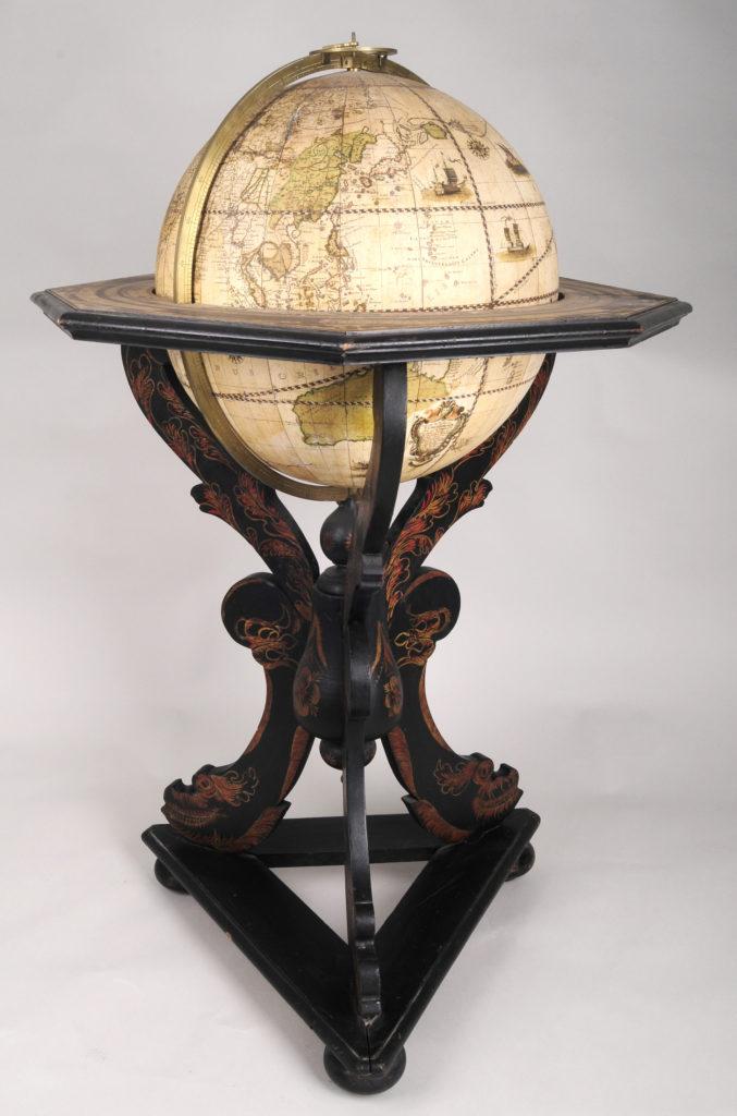 Globus, Wissenschaft, Forschung, RothenburgMuseum, Ausstellung, Museum Rothenburg