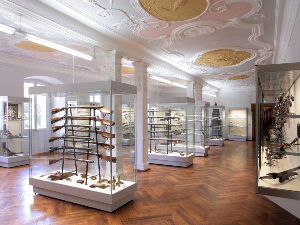 RothenburgMuseum, Waffen Sammlung, Stiftung Baumann