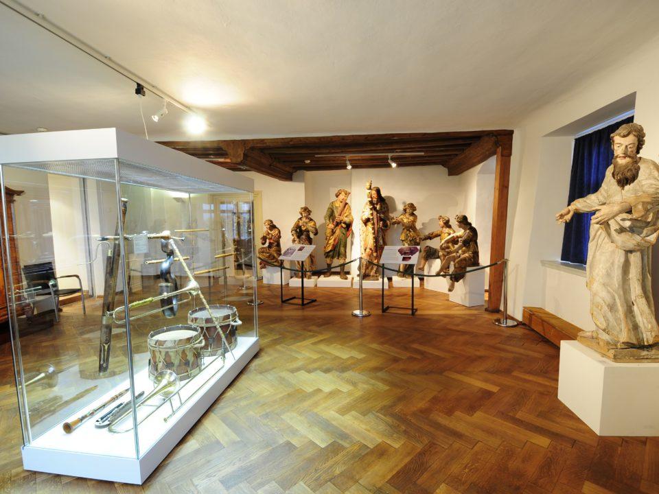 Musikgeschichte, Musik, Sammlung, RothenburgMuseum