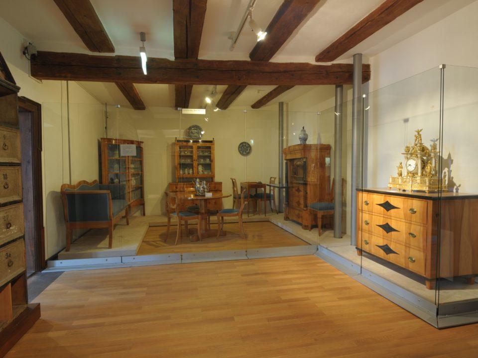 Wohnkultur, Wohngeschichte, Sammlung, Rothenburg, RothenburgMuseum